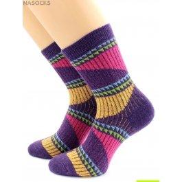 Носки Hobby Line HOBBY 6564 носки ангора, треугольная фантазия