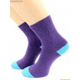 Носки Hobby Line HOBBY 6943 носки ангора, однотонные