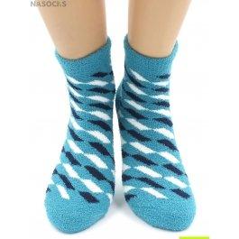 "Носки Hobby Line HOBBY 2233 носки махровые-пенка ""Геометрия"""