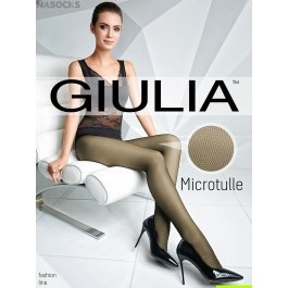Колготки Giulia MICROTULLE 40