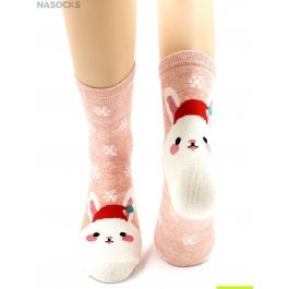 Носки Hobby Line HOBBY 460 носки экслюзив новогодние зверюшки