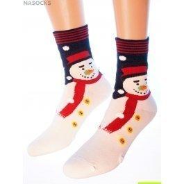Носки Hobby Line HOBBY 462 носки экслюзив карнавал снеговиков