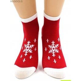 Носки Hobby Line HOBBY 467-1 носки экслюзив новогодние снежинка