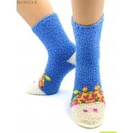 Носки Hobby Line HOBBY 2366 носки махровые-травка, жирафик