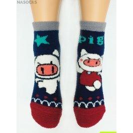 "Носки Hobby Line HOBBY 2202-31 носки махровые-пенка ""Веселые поросята"""
