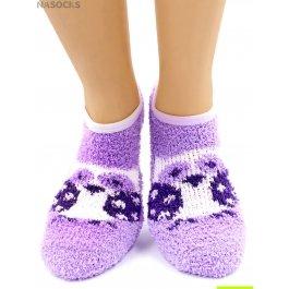 Носки Hobby Line HOBBY 2150 носки махровые-травка ABC, укороченный, сова