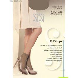 Распродажа Носки женские SiSi MISS 40 (2 п.)