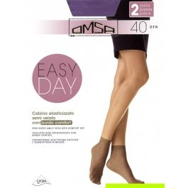 Распродажа носки Omsa EASY DAY 40(2 П.)
