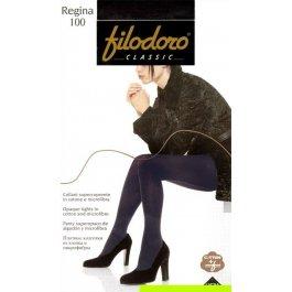 Распродажа колготки женские с хлопком и микрофиброй Filodoro Regina 100 den
