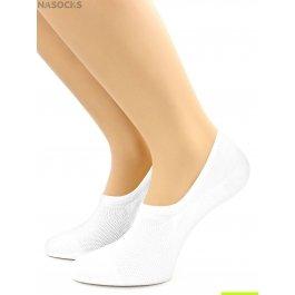 Носки Hobby Line HOBBY 15-50 носки невидимые женские х/б, однотонные, сеточка