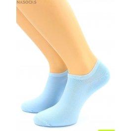 Носки Hobby Line HOBBY 562-14 носки укороченные женские х/б, голубой