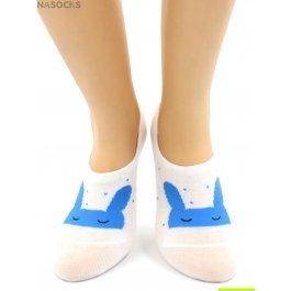 Носки Hobby Line HOBBY 18-05 носки невидимые женские х/б, кошечки