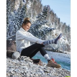 Носки TK5 Stripe Women Trekking Socks Falke 16182