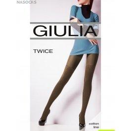Колготки Giulia TWICE 01