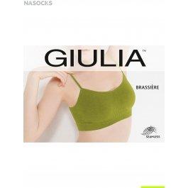 Распродажа топ GIULIA  BRASSIERE женский, бесшовный на тонких бретелях