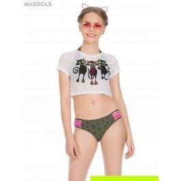 Футболка пляжная для девочек-подростков Charmante YF 031906 AF