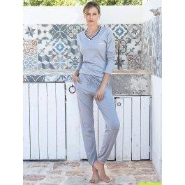 Пижама Jadea JADEA 3064 lungo