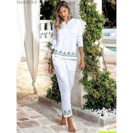 Пижама Jadea JADEA 3067 lungo