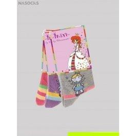 Распродажа носки Charmante SAK-14212 детские, с полоской и рисунком