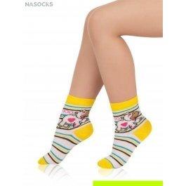 Распродажа носки Charmante SAK-1422 для девочек хлопок