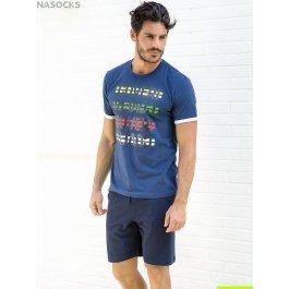 Комплект Enrico Coveri EA 2021 pigiama corto