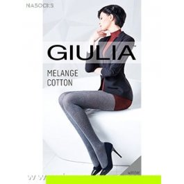 Колготки Giulia MELANGE COTTON 200