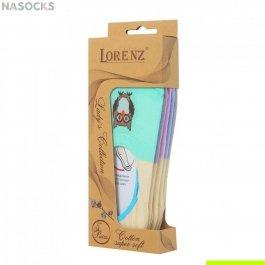 Подарочный набор женских подследников ,5 пар, Lorenz Р29