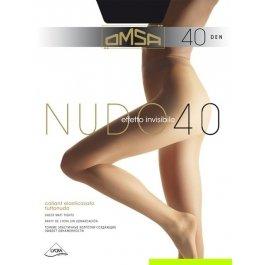 Распродажа колготки женские повседневные OMSA Nudo 40 den
