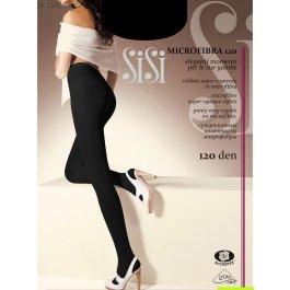 Распродажа колготки женские зимние с микрофиброй Sisi Microfibra 120 den
