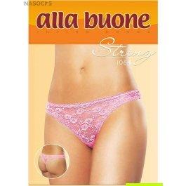 Трусы женские стринги кружевные Alla Buone 1064