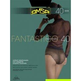 Распродажа колготки женские повседневные OMSA Fantastico 40 dn