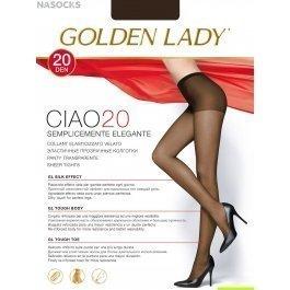 Распродажа кролготки женские повседневные Golden Lady Ciao 20 den
