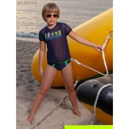 Футболка пляжная для мальчиков Charmante BF 131905