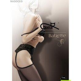 Колготки женские на тюлевой основе Gatta Classic Babette 02