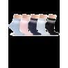 Носки женские с рисунком, с лайкрой Lorenz Д2 - 2