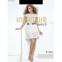 Колготки женские классические, ультратонкие Innamore Bella 8 den