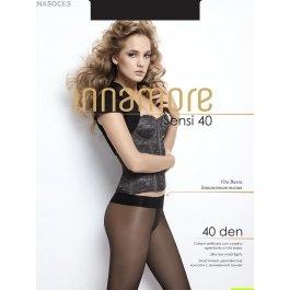 Колготки женские классические, прозрачные с заниженной талией Innamore Sensi 40 den
