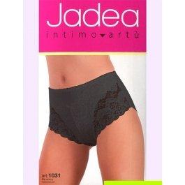 Трусы-слип женские с кружевными вставками и ажурной резинкой Jadea 1031 slip