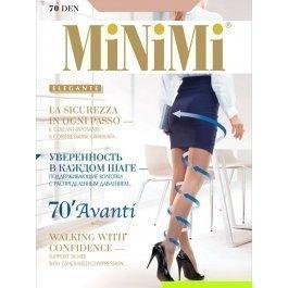 Колготки женские лечебные, с распределенным давлением MiNiMi Avanti 70 den