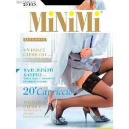 Чулки женские классические, формованные MiNiMi Capriccio 20 den