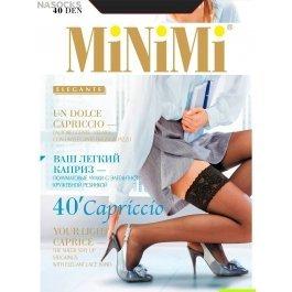 Чулки женские классические, формованные MiNiMi Capriccio 40 den