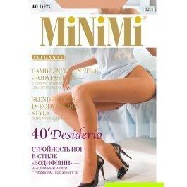 Колготки женские классические, ароматизированные MiNiMi Desiderio 40 den