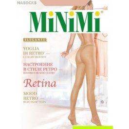 Колготки женские в мелкую сетку MiNiMi Retina