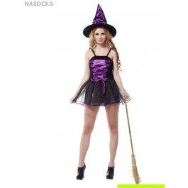 Костюм карнавальный для женщин (Ведьма) Charmante WCH-1001