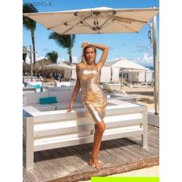 Платье пляжное для женщин + плавки-стринг Charmante WQ / WCG 111907 LG A