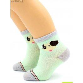 Распродажа носки Hobby Line HOBBY 131 детские сеточка х/б, зверюшки