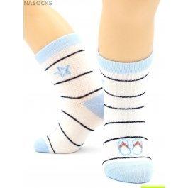 Распродажа носки Hobby Line HOBBY 133 детские сеточка х/б, морские