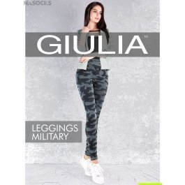 Леггинсы Giulia LEGGINGS MILITARY 01
