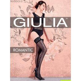 Чулки Giulia ROMANTIC 01
