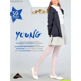 Колготки детские OMSA kids YOUNG 50
